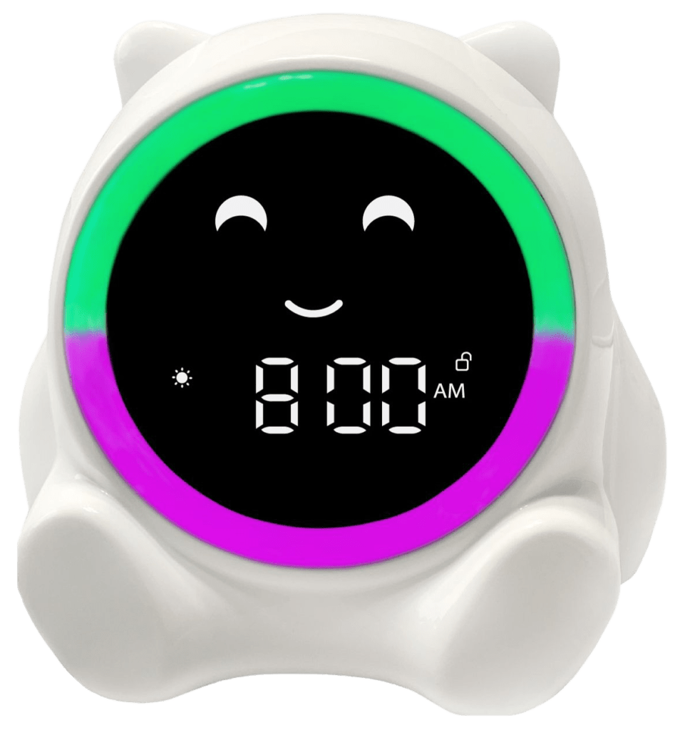 happy tykes alarm clock